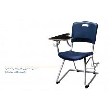 صندلی دانشجویی تک نفره فایبرگلاس شیدکو