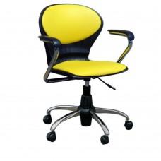 صندلی جک دار و چرخدار مدل صدفی کد H22