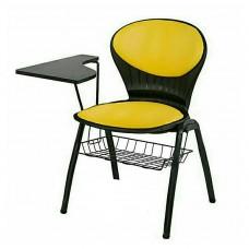 صندلی دسته دار دانشجویی مدل صدفی کد H24