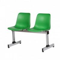 صندلی انتظار دو نفره مدل پروفیلی کد M212