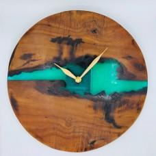 ساعت چوبی دکوراتیو کد SD9