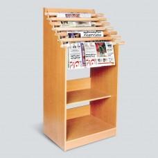استند چوبی روزنامه کد 987